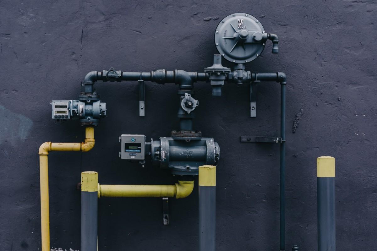 Sensors on water pipelines
